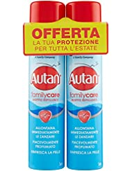 Autan Family Care Spray Bipack - Pacco da 2