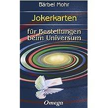 Jokerkarten für Bestellungen beim Universum. 52 Karten
