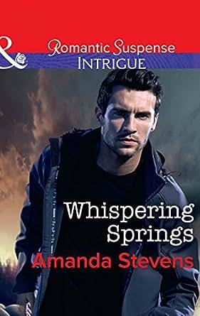 Whispering Springs (Mills & Boon Intrigue) eBook: Amanda Stevens
