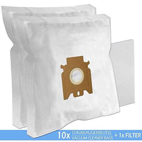 10 Staubsaugerbeutel geeignet für ROSSMANN R 010/R010 - SATRAP SA 25+
