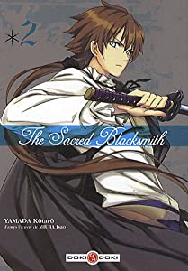 The Sacred Blacksmith Edition simple Tome 2