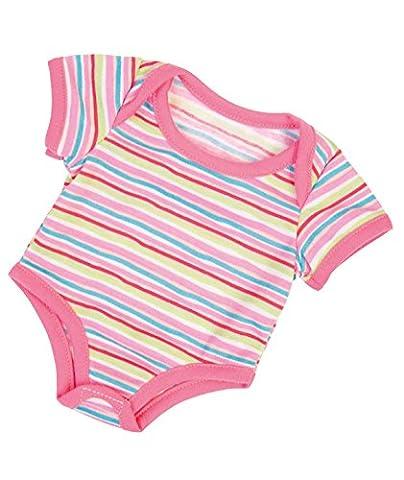 Bayer Design - 84628 - Vêtement Pour Poupée - Habit Poupon - Bodie-shirt - 40-46 Cm