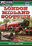 London Midland Scottish Add-On for MS Train Simulator (PC CD)