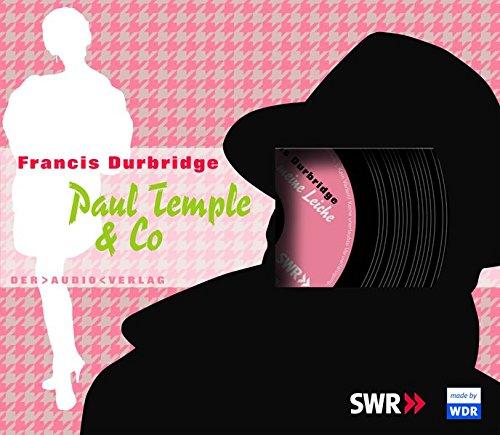 Paul Temple & Co: Paul Temple und der Fall Margo / Nur über meine Leiche (5CDs)