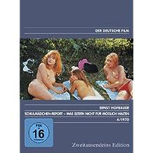 Schulmädchen-Report - Was Eltern nicht für möglich halten - Zweitausendeins Edition Deutscher Film 4/1970
