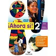 Ahora si ! Espagnol 2de éd 2010 - DVD Vidéo/DVD ROM