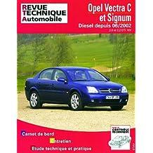 Rta 673.1 opel vectra c diesel & signum depuis 06/02