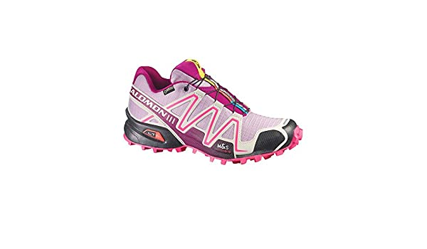SALOMON Schuhe Speedcross 3 GTX 369022 Laufschuhe Trail Lila