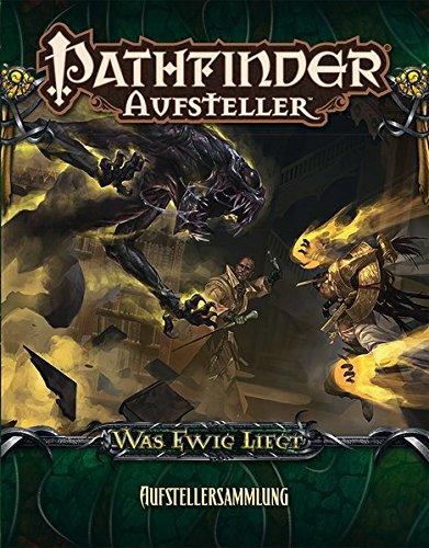 Pathfinder Aufsteller: Was Ewig liegt (Pathfinder / Fantasy-Rollenspiel) Pathfinder-miniaturen