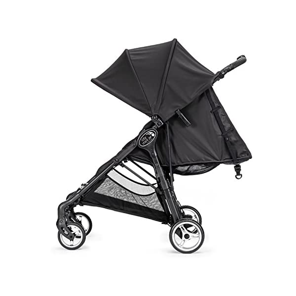 Baby Jogger City Mini Zip Single Stroller Black Baby Jogger  4