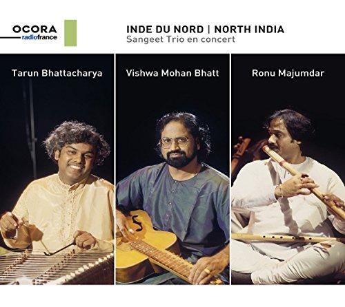 Inde du nord : Sangeet trio en concert