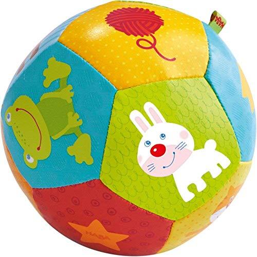Haba 302484 Babyball Tierfreunde