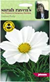 Johnsons Seed Sarah Raven's Cut Flowers -Cosmos Purity