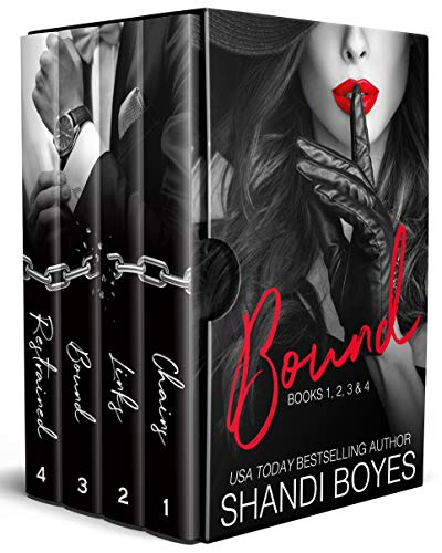 Bound: Four Book Boxed Set (English Edition)