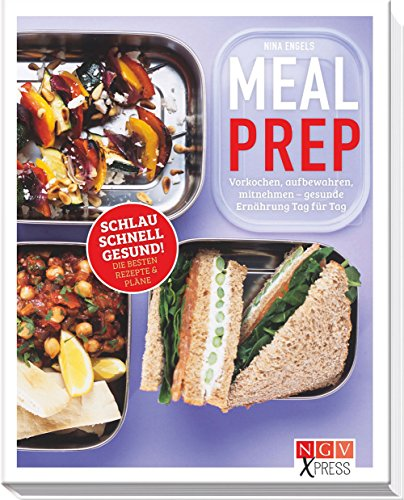 Meal Prep: Vorkochen, aufbewahren, mitnehmen - gesunde Ernährung Tag für Tag - Hühner-reis-suppe Gesunde