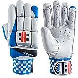 Gray-Nicolls Powerbow 6 500 Batting Gloves, White, Right