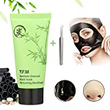 Masque Point Noir Luckyfine Masque Noir Blackhead Remover Masque Peel off Pore...