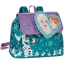 Disney Heart Frozen Magic - Mochila para bebé pequeña ...
