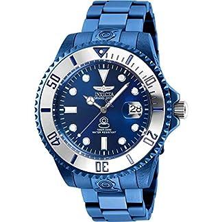 Invicta-Herren-Analog-Klassisch-Automatik-Uhr-mit-Edelstahl-Armband-27532