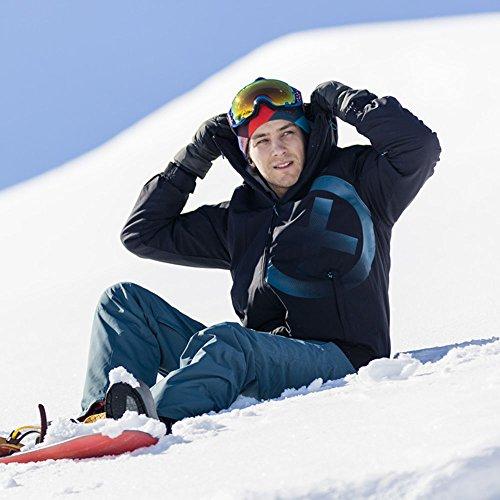 Chiemsee Herren Ski Jacke Orest Meteor