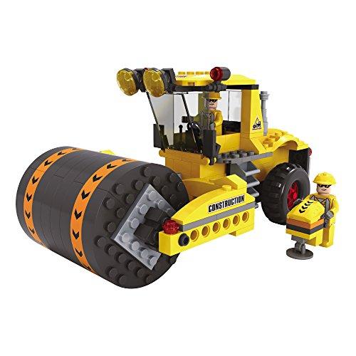 Ausini - Juego de construcción Aplanadora - 237 piezas (ColorBaby 44350)