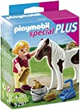 Playmobil 5291 Collectable Girl with Pony