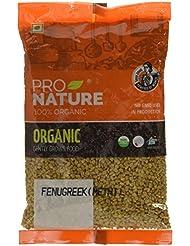 Pro Nature 100% Organic Fenugreek (Methi) 200g