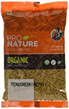 #1: Pro Nature 100% Organic Fenugreek (Methi) 200g