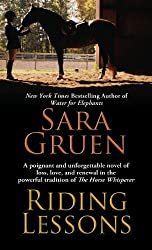 Riding Lessons (Thorndike Famous Authors) by Sara Gruen (2011-12-16)