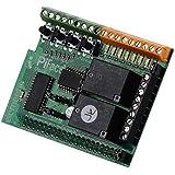 Raspberry PI, Piface 2 modulo - estensionesmodul con Ein / Ausgängen e Relais.Stecker direkt su Raspberry Pi GPIO-connettore femmina