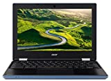 Acer Chromebook CB3-131-C4SG 11,6' HD Bleu/Noir (Intel Celeron, 4 Go de RAM, eMMc 16 Go, Intel HD Graphics, Chrome OS)