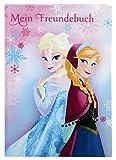 Undercover FRQA0960 - Freundebuch A5 Disney Frozen