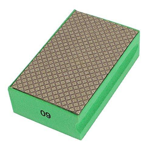 Schuim Slijpen Droog Diamond Hand Polijstspons Grit 60 Green