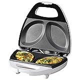 Cooks Professional Omelette Maker, Electric Egg Boiler Poacher with Auto Shut-Off & Egg