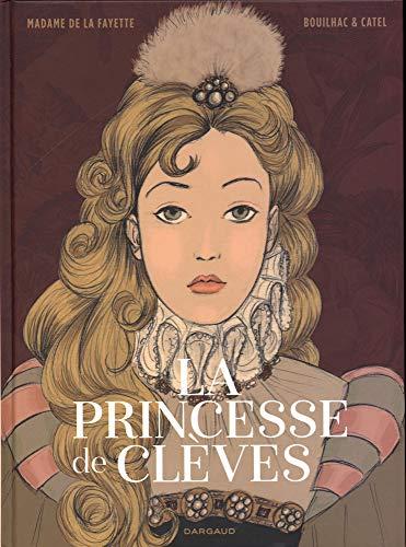La Princesse de Clèves - tome 0 - La Princesse de Clèves par  Catel, Bouilhac Claire