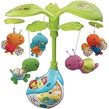 VTech Baby - Móvil, Mis pequeños amigos (3480-182022)