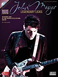 John Mayer (Guitar Legendary Licks)