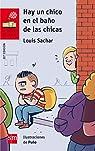 Hay un chico en el baño de las chicas par Sachar