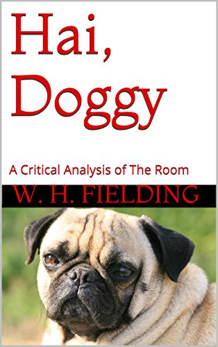 Hai, Doggy: A Critical Analysis of The Room (English Edition)