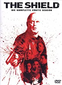 The Shield - Die komplette fünfte Season [4 DVDs]