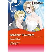 Monsieur Novembre (Harlequin Manga)