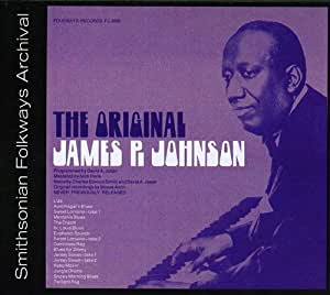 Original James P.Johnson [Import USA]