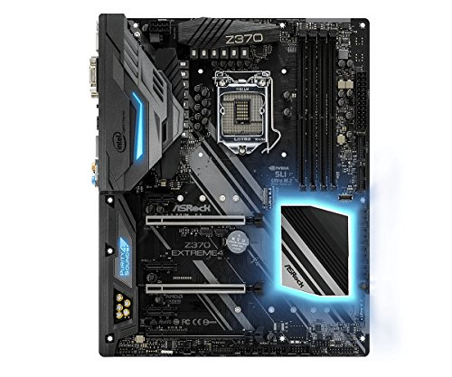 ASRock Z370 Extreme4 - ATX Motherboard for Intel Socket 1151 CPUs