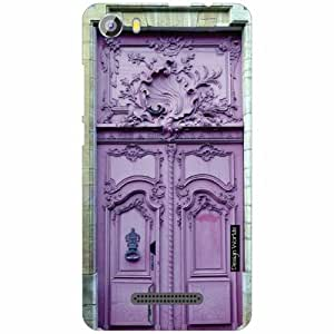 Design Worlds Micromax Spark2 Q334 Back Cover Designer Case and Covers