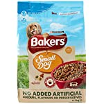 Bakers Complete Dog Food Small Dog Tender Meaty Chunks Tasty Chicken and Country Vegetables, 2.7 kg - Pack of 4 18