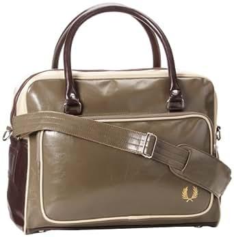 Fred Perry Classic Holdall Bag Iris Leaf