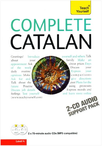Complete Catalan Beginner to Intermediate Course: Learn to Read, Write, Speak and Understand a New Language with Teach Yourself (Teach Yourself Complete)