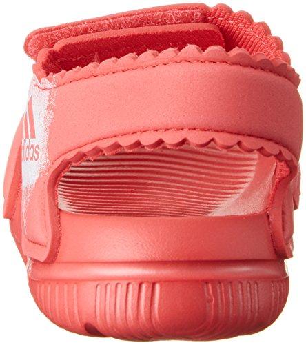 adidas Altaswim G i, Sandali Bambina Rosa (Core Pink/ftwr White/ftwr White)