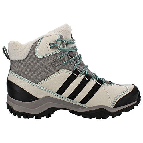Adidas Outdoor Winter Hiker Ii Cp Primaloft Boot - Noir / Rouge amazon - 6 Chalk / Black / Vivid Mint