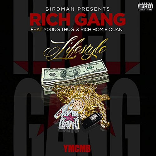 Lifestyle [Explicit] [feat. Young Thug & Rich Homie Quan]